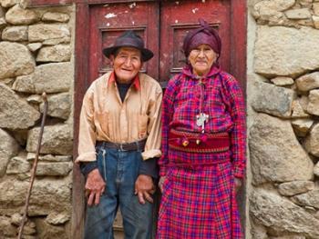 秘鲁的哈卡鲁人12