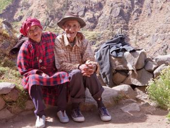 秘鲁的哈卡鲁人14