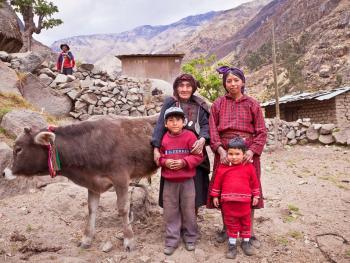 秘鲁的哈卡鲁人06