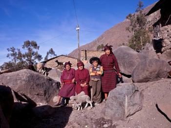 秘鲁的哈卡鲁人07