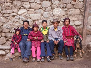 秘鲁的哈卡鲁人09