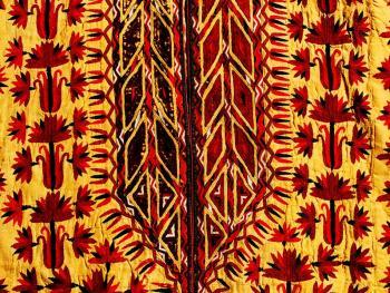 土库曼斯坦传统服饰10