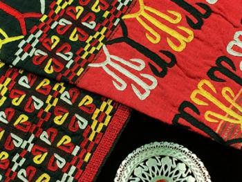 土库曼斯坦传统服饰13