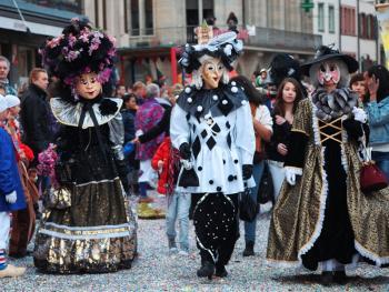 瑞士巴塞尔狂欢节11