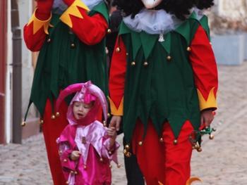 瑞士巴塞尔狂欢节12