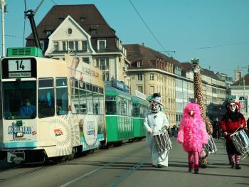 瑞士巴塞尔狂欢节01