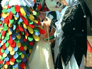 瑞士巴塞尔狂欢节04