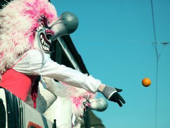 瑞士巴塞尔狂欢节05