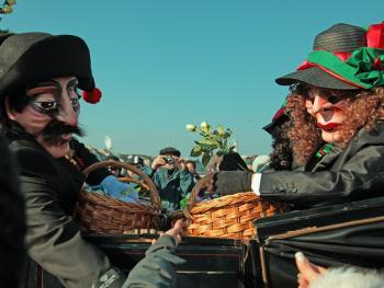 瑞士巴塞尔狂欢节06