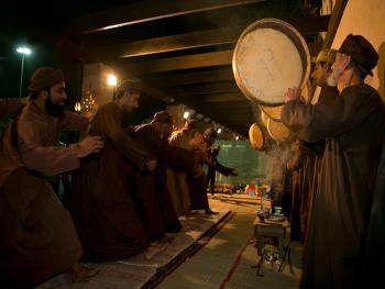 贝都因人的传统服饰13