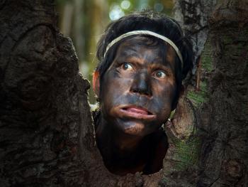越南嘉莱的面具5