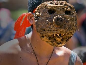 越南嘉莱的面具6