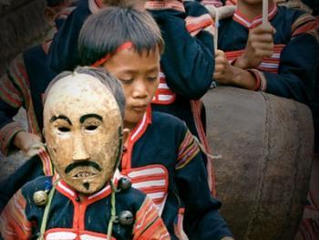 越南嘉莱的面具7
