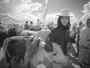 康区的藏族人06