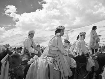 康区的藏族人08