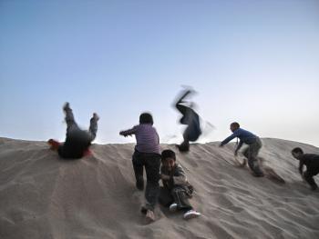 沙漠深处的克里雅人12