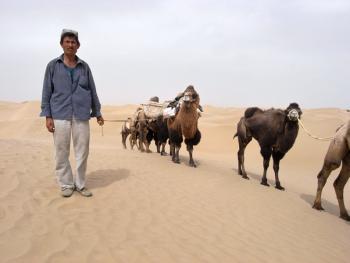 沙漠深处的克里雅人14