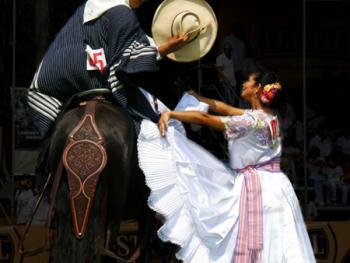 马背上的求爱舞1