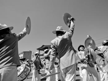 玻利维亚传统乐队BP10