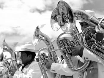 玻利维亚传统乐队BP12