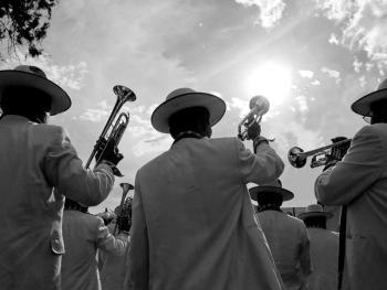 玻利维亚传统乐队BP14