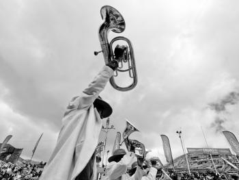 玻利维亚传统乐队BP02