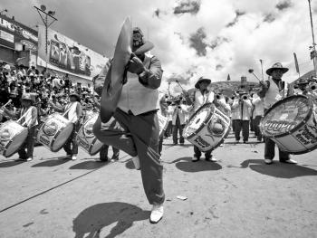 玻利维亚传统乐队BP03