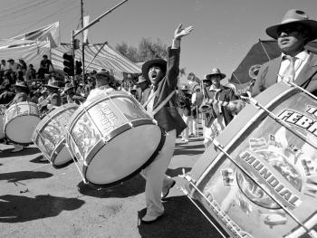 玻利维亚传统乐队BP04