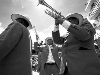 玻利维亚传统乐队BP09