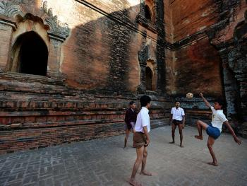 缅甸人最喜爱的运动07