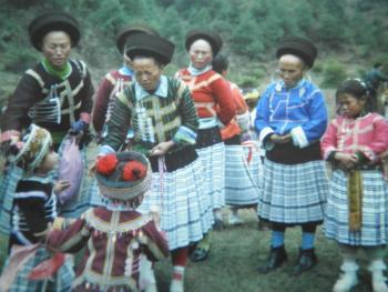 贵州中部苗族服饰10