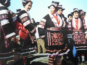 贵州中部苗族服饰12