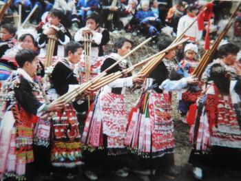 贵州中部苗族服饰02