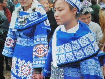 贵州中部苗族服饰05