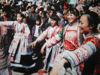贵州中部苗族服饰08