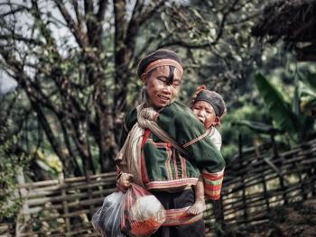 缅甸果敢的布朗人2