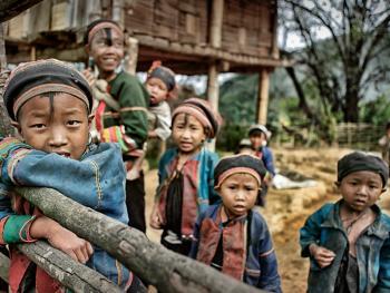缅甸果敢的布朗人8