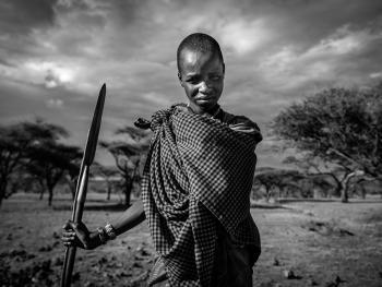 肯尼亚马赛男人1