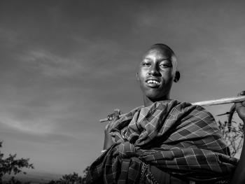 肯尼亚马赛男人4