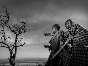 肯尼亚马赛男人7