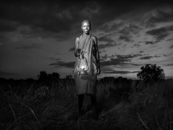 肯尼亚马赛男人8