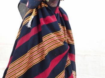 也门妇女的传统披盖10