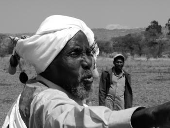 坦桑尼亚巫医班尼托10