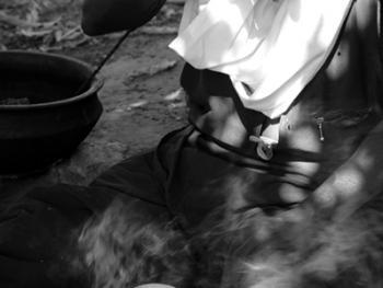 坦桑尼亚巫医班尼托12