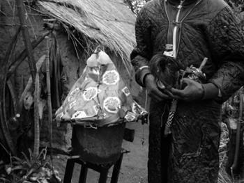 坦桑尼亚巫医班尼托08