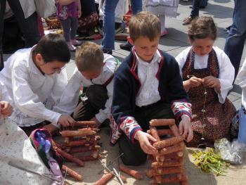 克罗地亚的传统服饰6