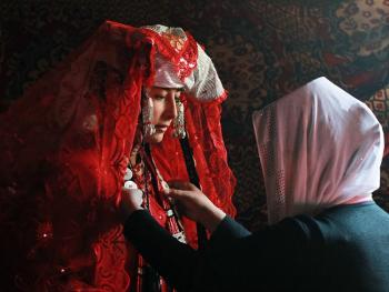 塔吉克新娘05