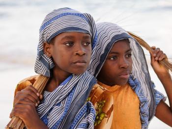 坦桑尼亚村民01
