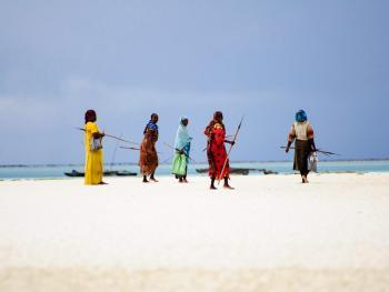 坦桑尼亚村民07