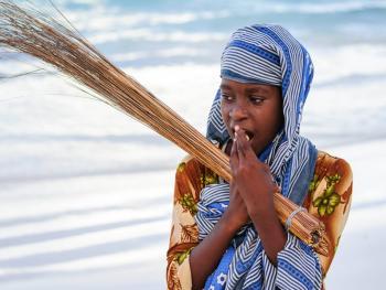 坦桑尼亚村民09